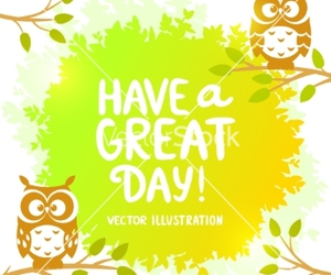 day, great, and owl image