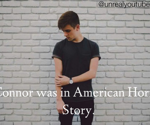 american horror story and connor franta image