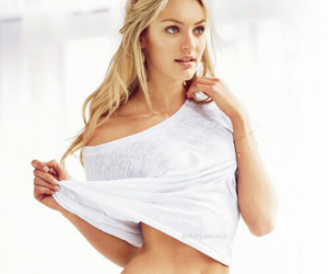 girl, model, and blonde image