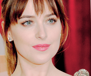 dakota johnson, oscar, and fifty shades of grey image