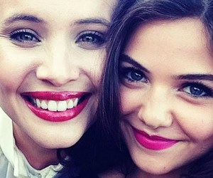The Originals, danielle campbell, and leah pipes image