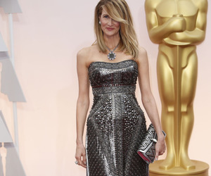 red carpet, dresses, and laura dern image