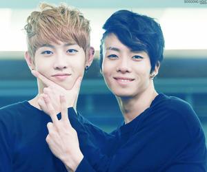 p-goon, seogoong, and topp dogg image