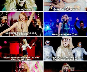 Taylor Swift, 1989, and songs image