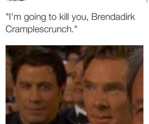funny, lol, and benedict cumberbatch image
