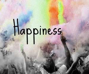 happiness, happy, and colors image