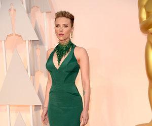 Scarlett Johansson and oscar image