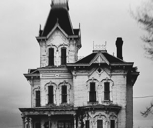 house, creepy, and home image