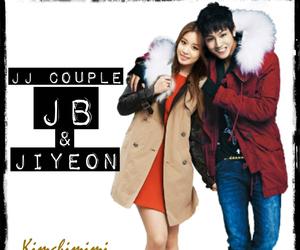 jaebum, JB, and t-ara image