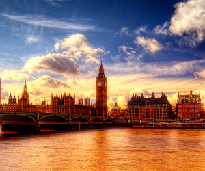 beautiful, Big Ben, and british image