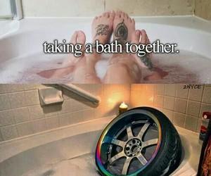 baths, boyfriend, and rims image