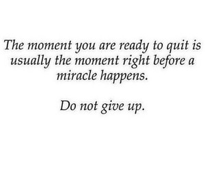 quotes and miracle image