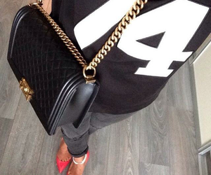 chanel, ootd, and fashion image