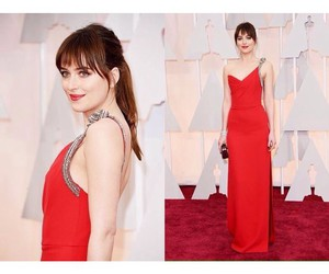fashion, dakota johnson, and oscar image