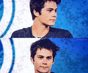 dylan o'brien, dylan, and teen wolf image