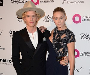 couple, oscars, and red carpet image