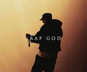 eminem, rap god, and rap image