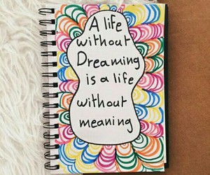 Dream, life, and cute image