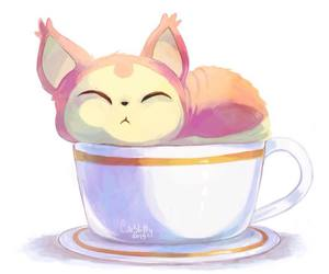 cup, pokemon, and skitty image