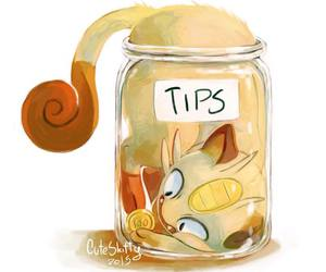 pokemon, cat, and meowth image