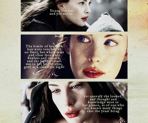 the lord of the rings, arwen, and beautiful image
