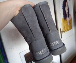 girl, uggs, and cute image