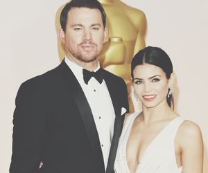channing tatum, actor, and jenna dewan image