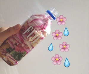 flowers, fiji, and water image