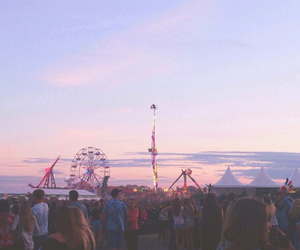 summer, sky, and festival image
