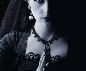gothic and beauty image