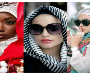 scarves, fashion scarves, and scarf styles image