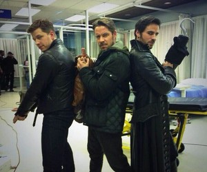 ouat, robin hood, and once upon a time image
