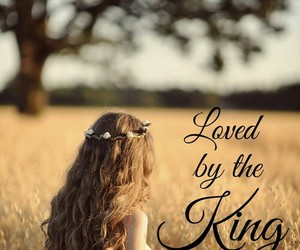god, God is Love, and king of kings image