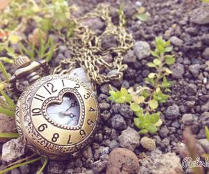 nature and clock image