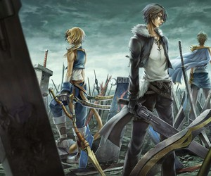 anime, final fantasy, and game image