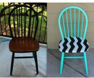 diy and chair image