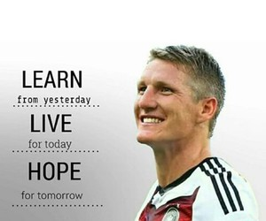 quote, bastian schweinsteiger, and dfb image