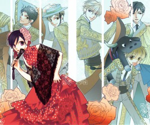 anime and ouran high school image