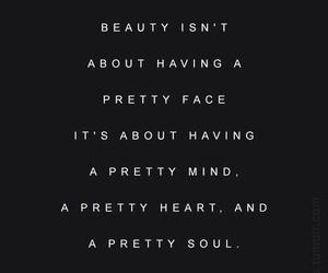beauty, heart, and soul image
