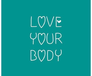love, body, and quote image