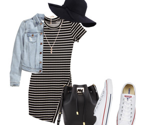 casual, fashion, and ootd image