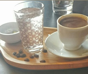 delicious, drink, and turkish coffee image