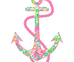 anchor, colours, and flowers image