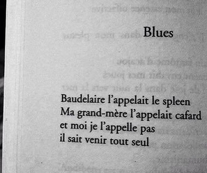 blues, text, and french quote image