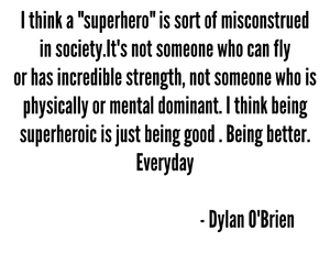 dylan, good, and hero image