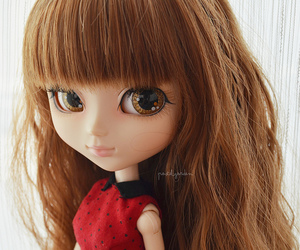 doll, pullip, and toys image