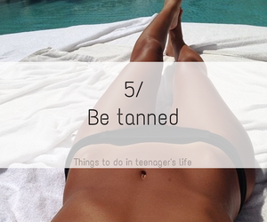 girl, life, and tanned image