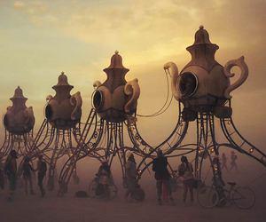 Burning Man image