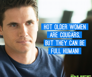 comedy, robbie amell, and film image