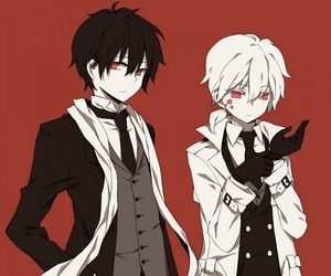 anime boy, kagerou project, and anime image